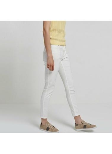 Yargıcı Kadın Bes Cep Pantolon 9KKPN3122X Renkli